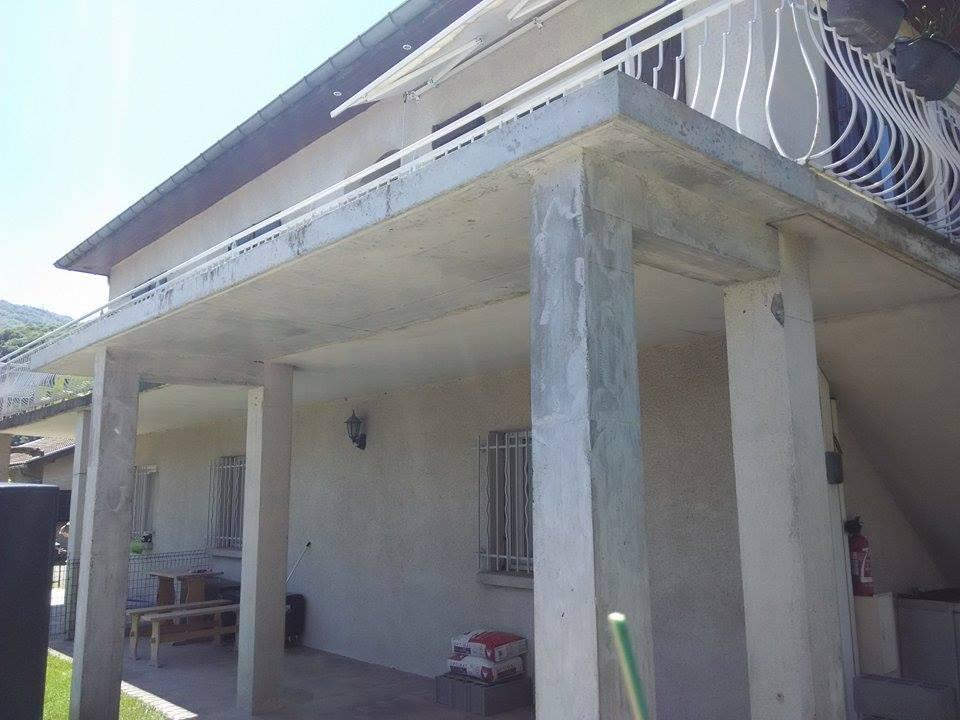 Extension balcon