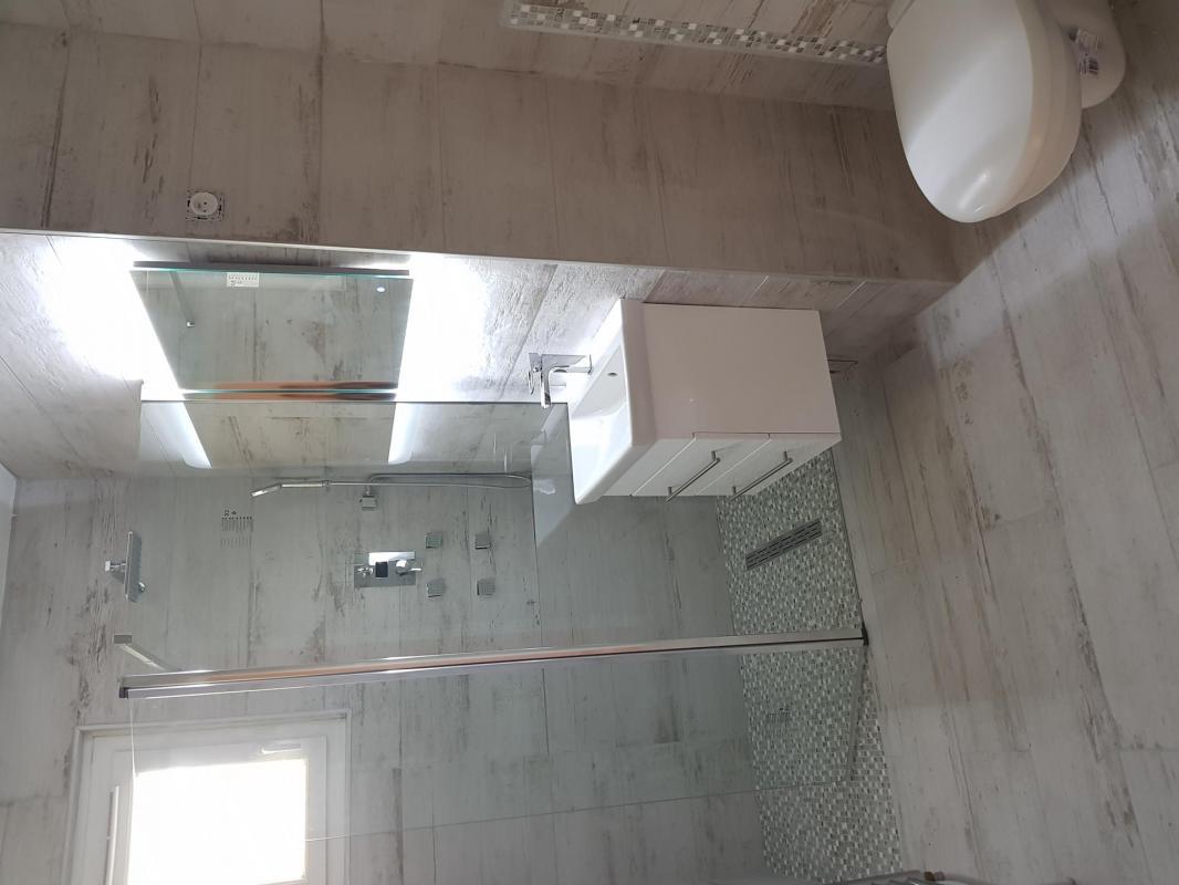 Salle de bain clé en main