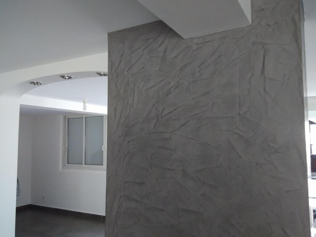 Peinture des murs et stucco
